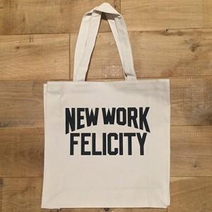 NEW WORK FELICITY トートバッグ