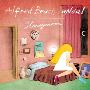 Alfred Beach Sandal 「Honeymoon(ハネムーン)」