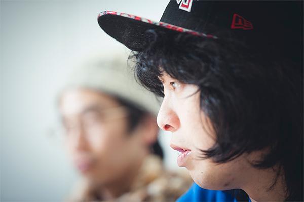 有馬和樹(おとぎ話/ボーカル、ギター)