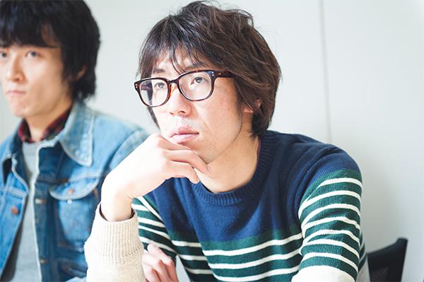 風間洋隆(おとぎ話/ベース)