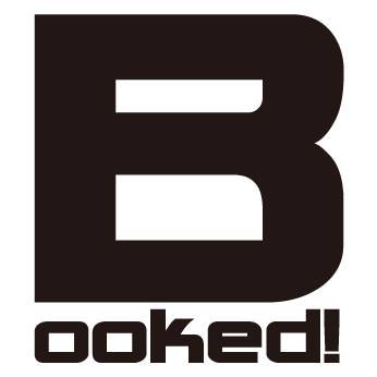 Booked! ロゴ