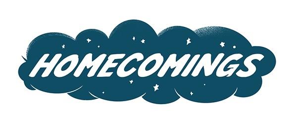 Homecomings ロゴ