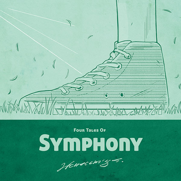 Homecomings『SYMPHONY』10inch vinyl