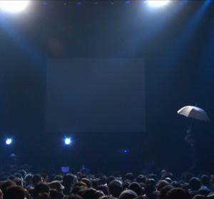 七尾旅人 飴屋法水「帰り道 (2012.1.28 百人組手@赤坂BLITZ)」 配信開始