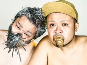 サイプレス上野とロベルト吉野がデビュー10周年を記念したベストアルバム「ザ、ベストテン 10th Anniversary Best」を、12/11に2枚同時にリリース!紅白に分けられた豪華な2枚ベスト盤の作品内容が明らかに!