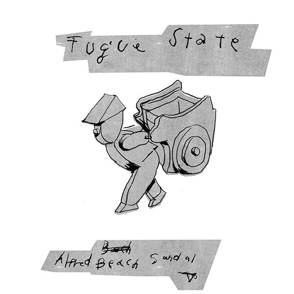 Alfred Beach Sandal / Fugue State
