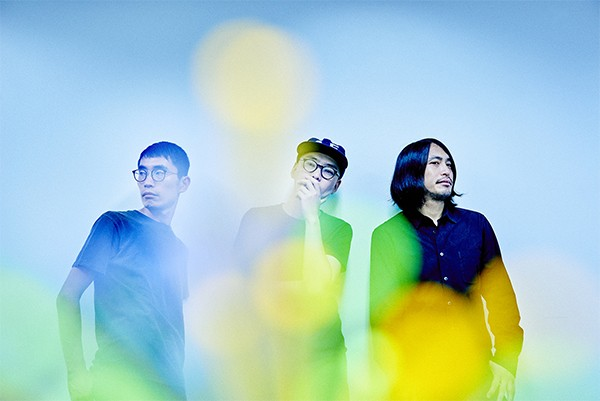 Analogfish、NEW ALBUM「Almost A Rainbow」からの先行配信がスタート!
