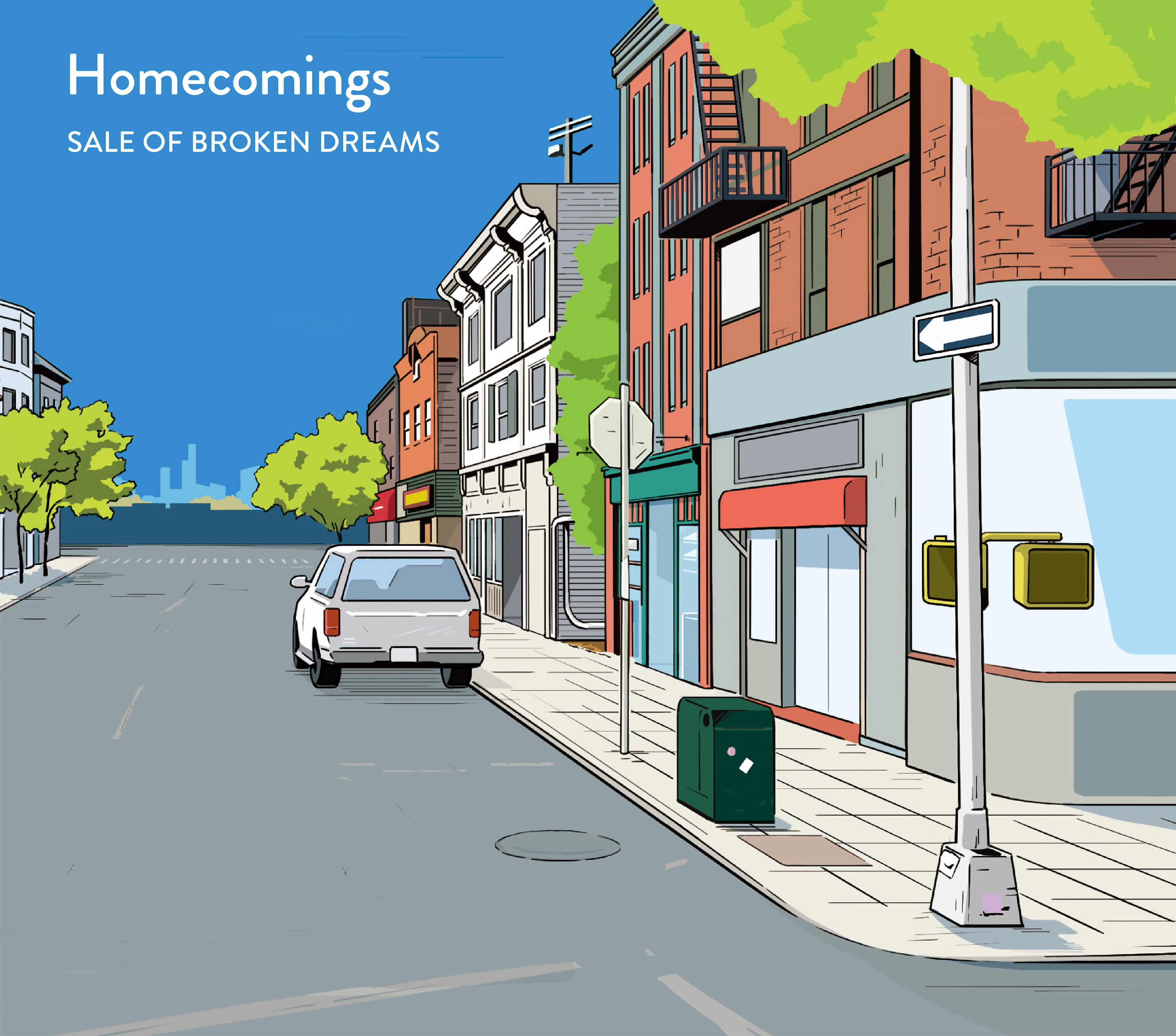 Homecomings / SALE OF BROKEN DREAMS