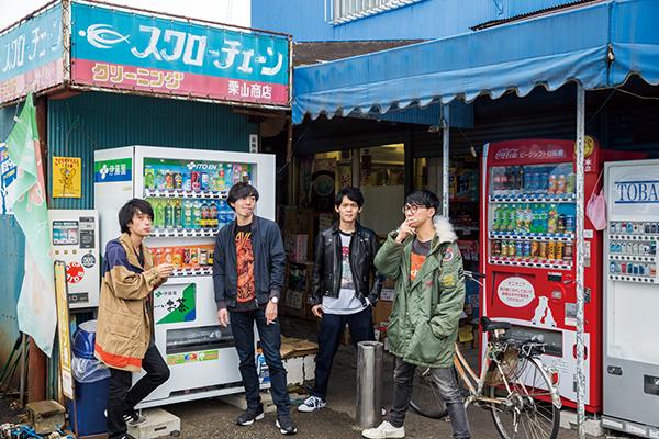 快速東京の五枚目のフルアルバムのタイトルは「DEATH」。宮藤官九郎さんからのコメントも到着。