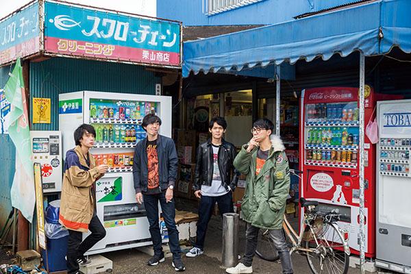 結成10周年、ロックバンド快速東京の2年ぶり5作目のフルアルバム「DEATH」が待望のアナログが限定生産で発売!