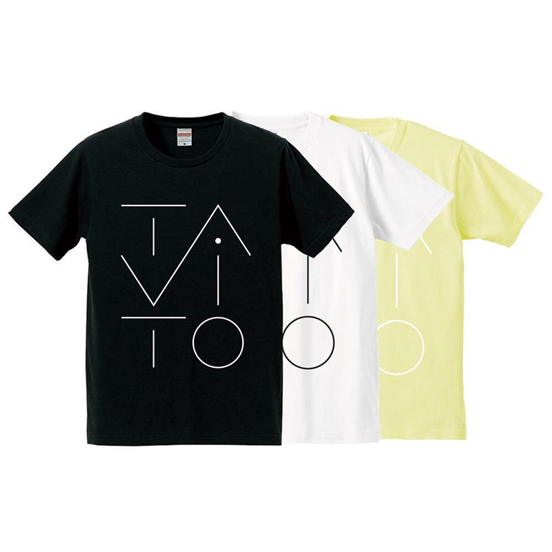 七尾旅人 歌の大事故 TAVITO Tシャツ