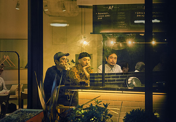 Analogfish(アナログフィッシュ)、3年振りのニューアルバム『Still Life』より