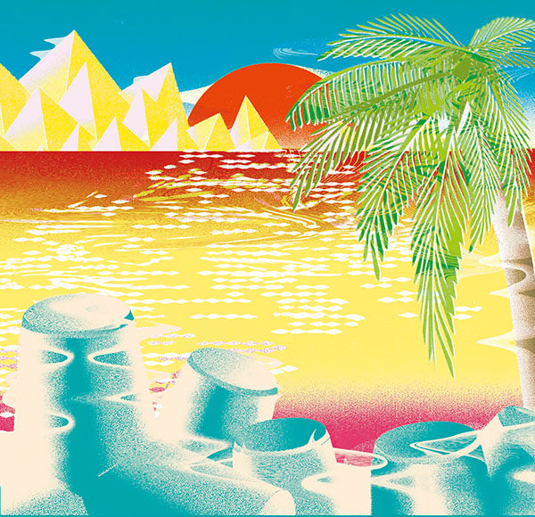 バレーボウイズ 2nd album『なつやすみ'18 猛暑』