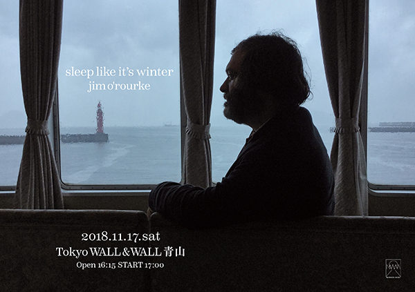 Jim O'Rourke sleep like it's winter