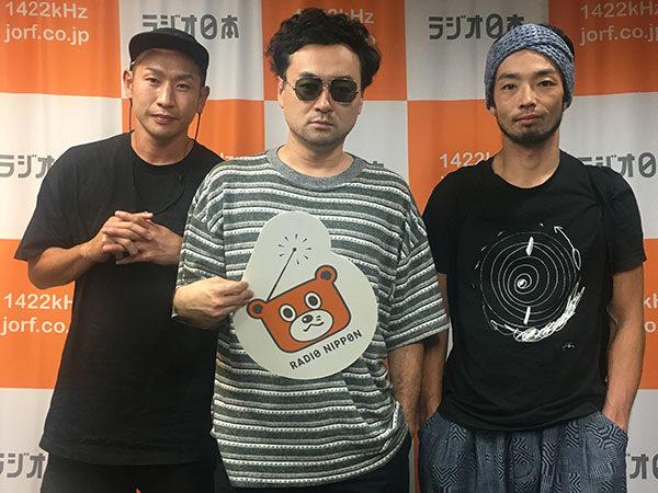 ラジオ日本「前野健太のラジオ100年後」に、